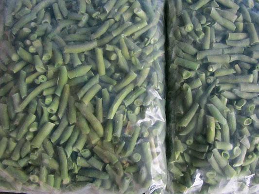 Зеленая фасоль резаная