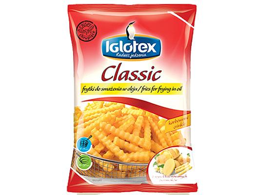 Картофель Classic рифленый