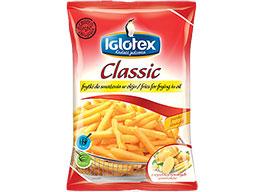 Картофель Classic соломка