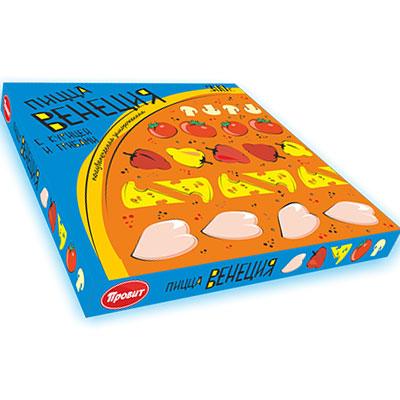 Пицца Венеция с курицей и грибами